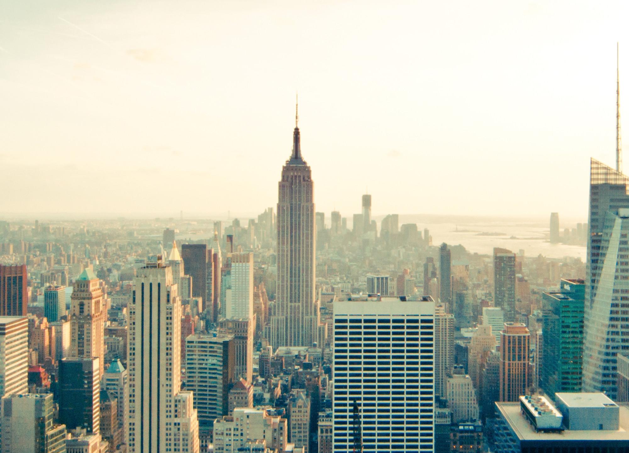 New York City Skyline 219 Wallpaper Ultrawide Monitor 21