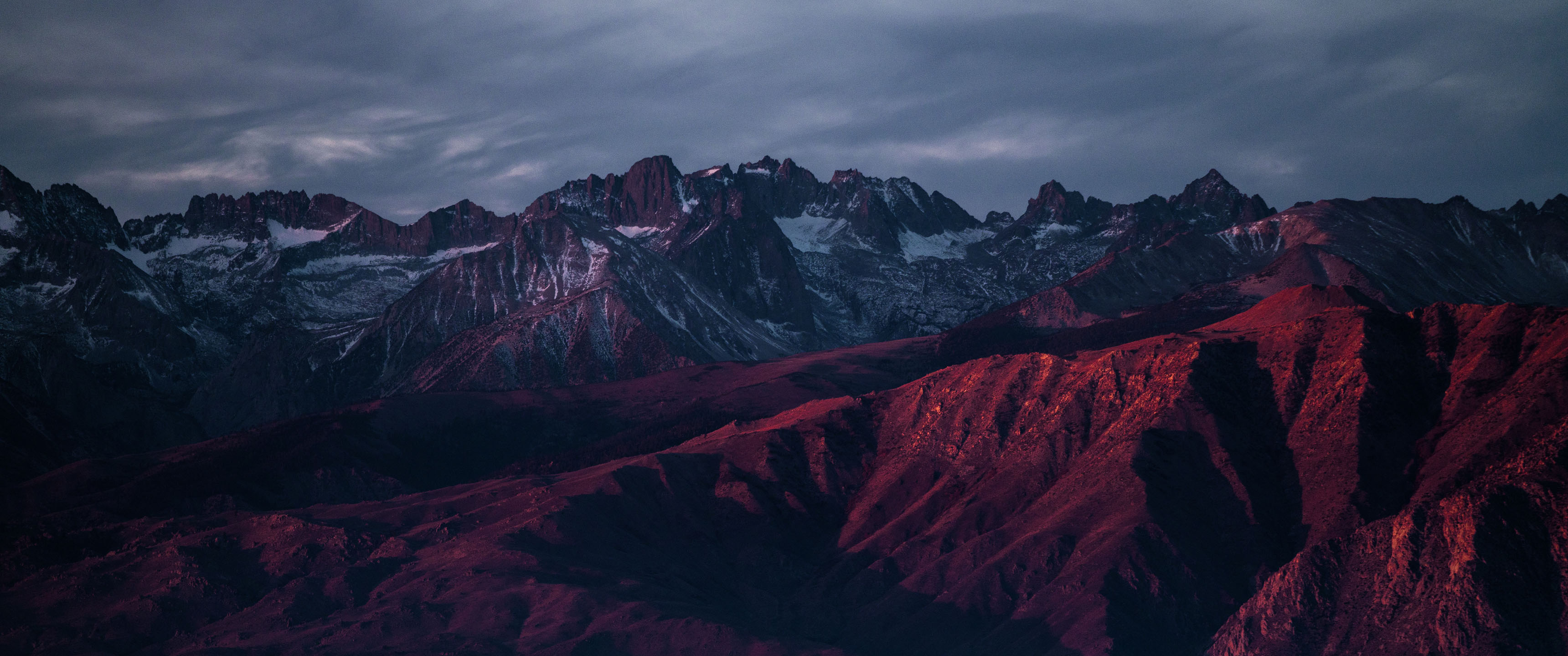 Red Valley 21:9 Wallpaper | Ultrawide Monitor 21:9 Wallpapers